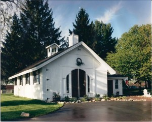 Exterior of the Applebarn Studio