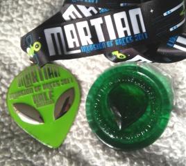 Martian Medals